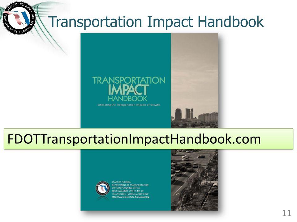 Transportation Impact Handbook