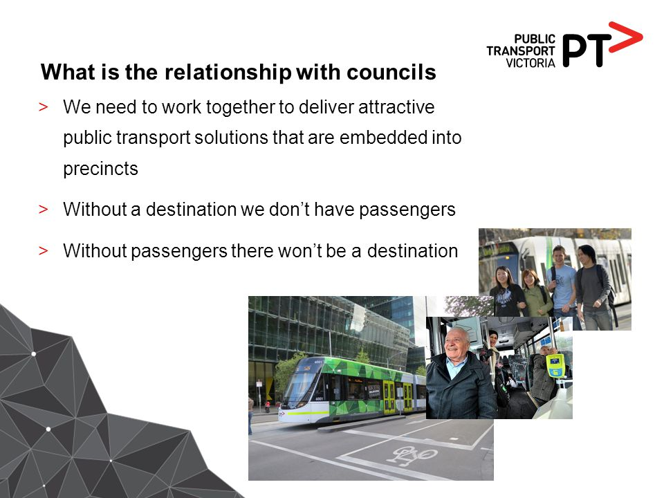 What is the relationship with councils