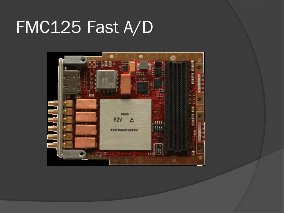 FMC125 Fast A/D