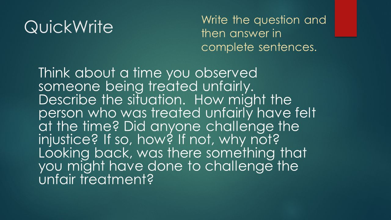 Write the question and then answer in complete sentences.