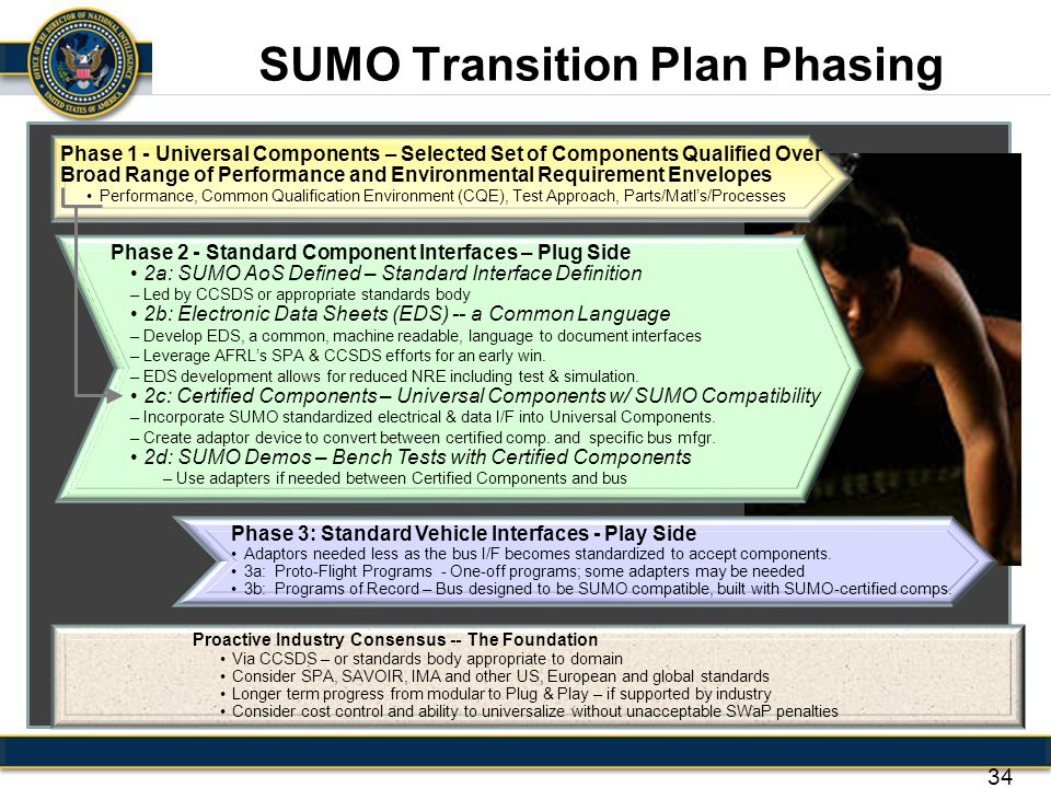 SUMO Transition Plan Phasing