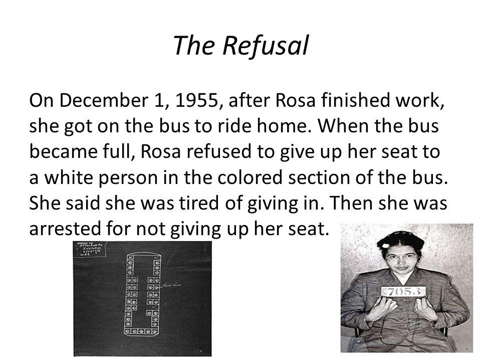 The Refusal
