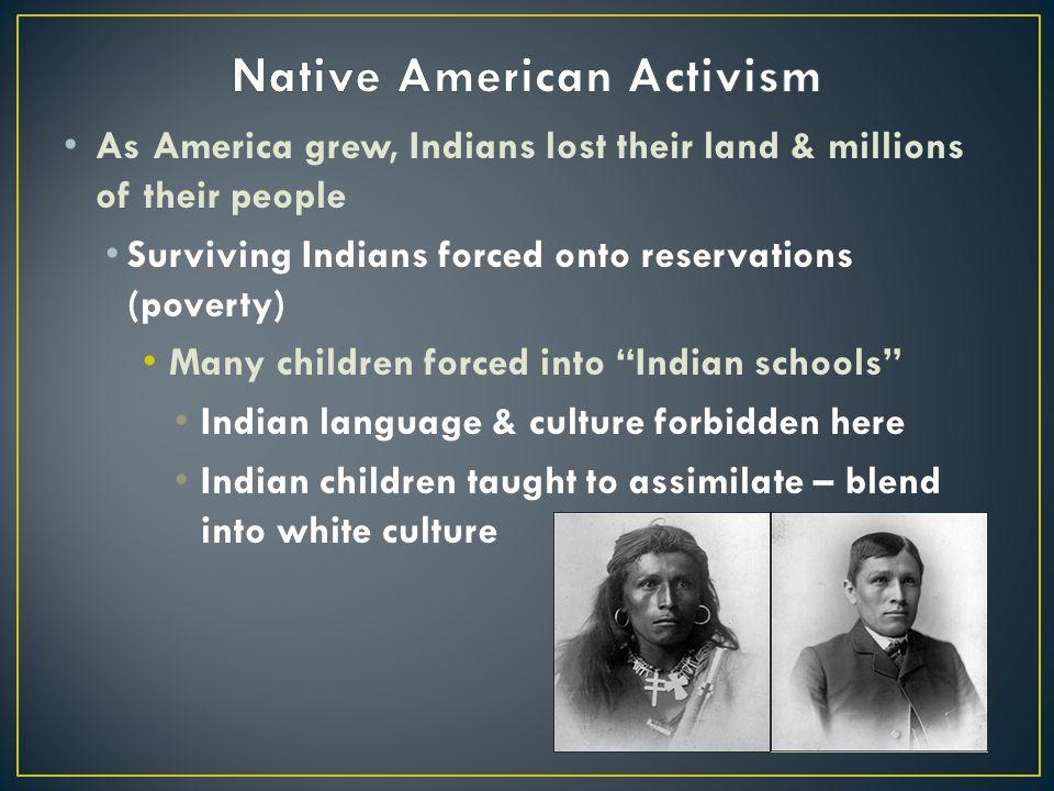 Native American Activism