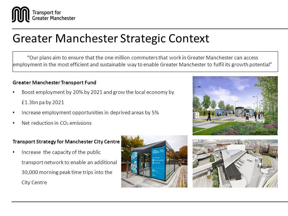 Greater Manchester Strategic Context