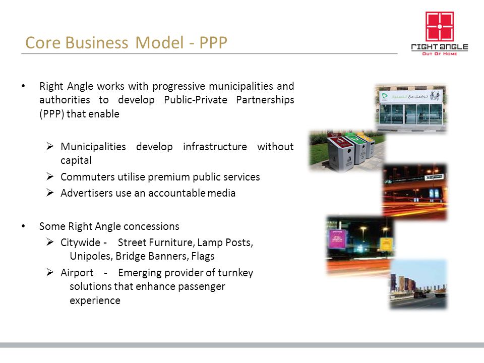 Core Business Model - PPP