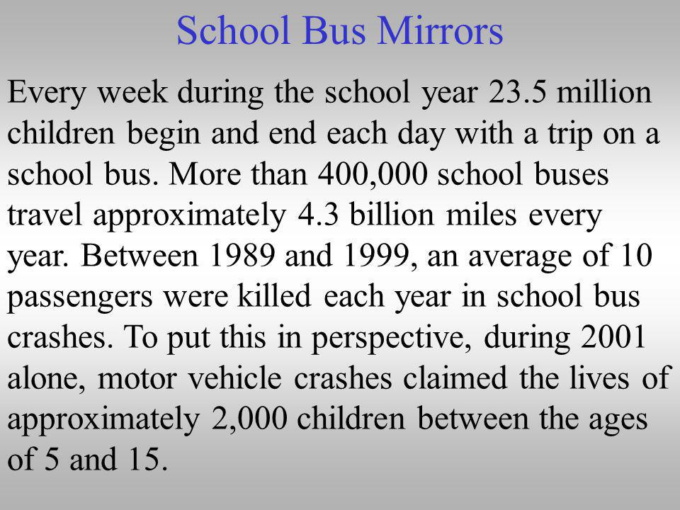 School Bus Mirrors
