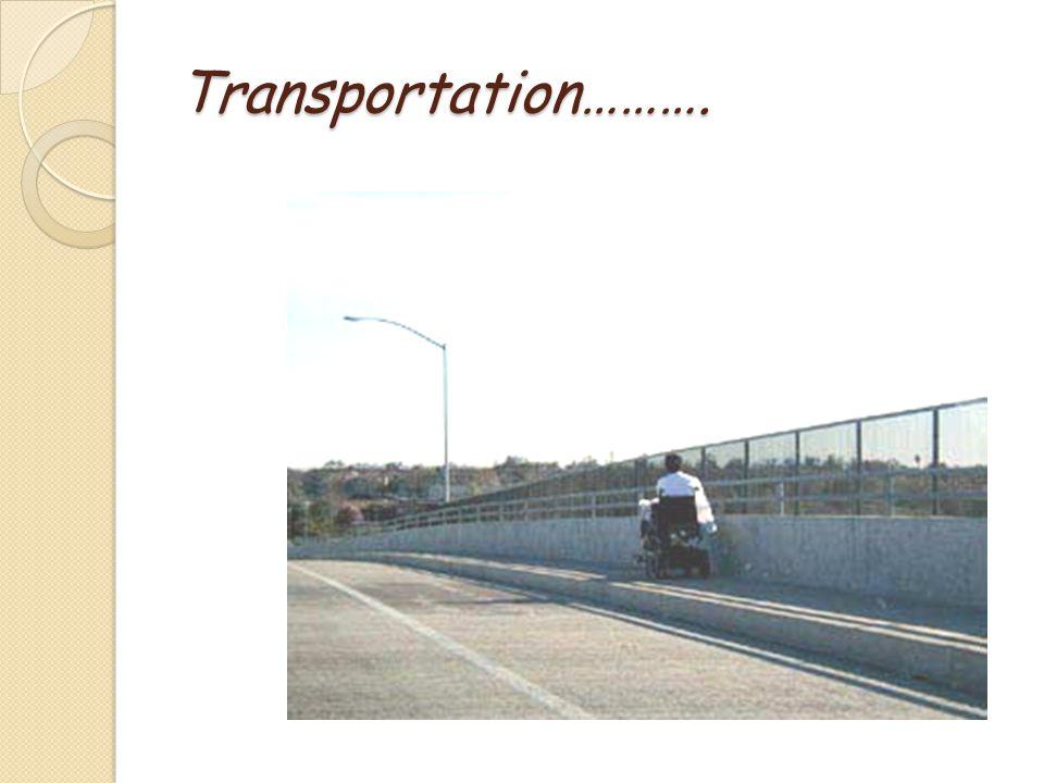 Transportation……….