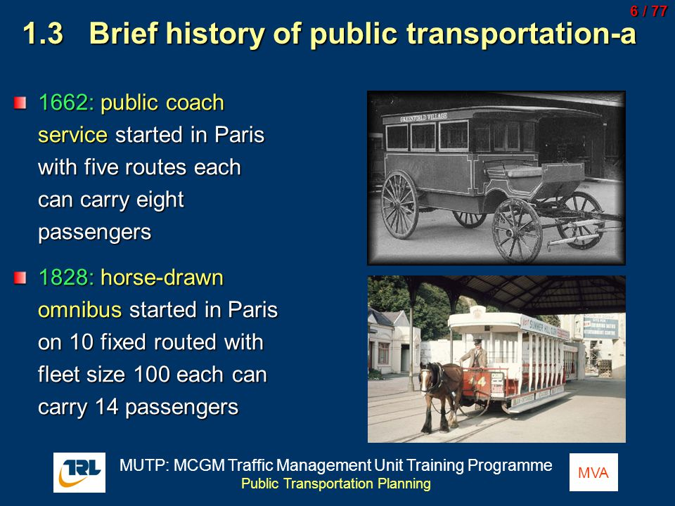1.3 Brief history of public transportation-a