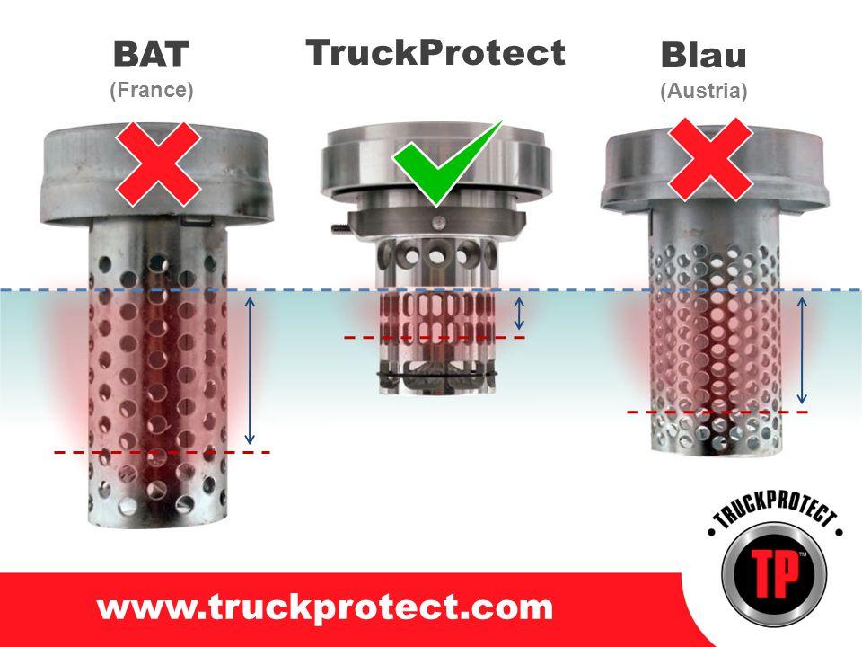 BAT (France) Blau (Austria) TruckProtect www.truckprotect.com