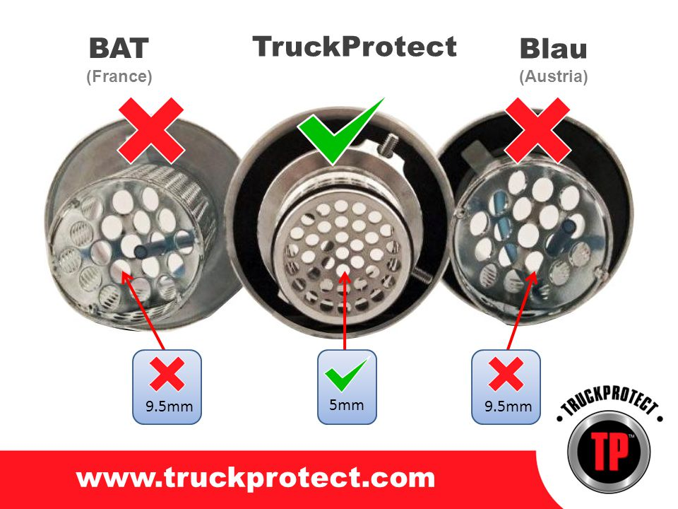 BAT Blau TruckProtect www.truckprotect.com www.truckprotect.com
