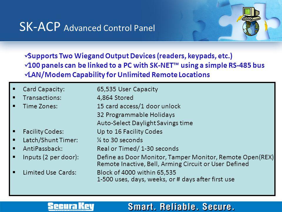 SK-ACP Advanced Control Panel