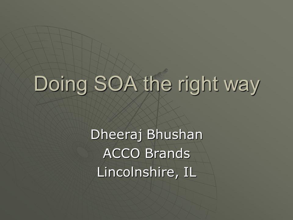 Dheeraj Bhushan ACCO Brands Lincolnshire, IL