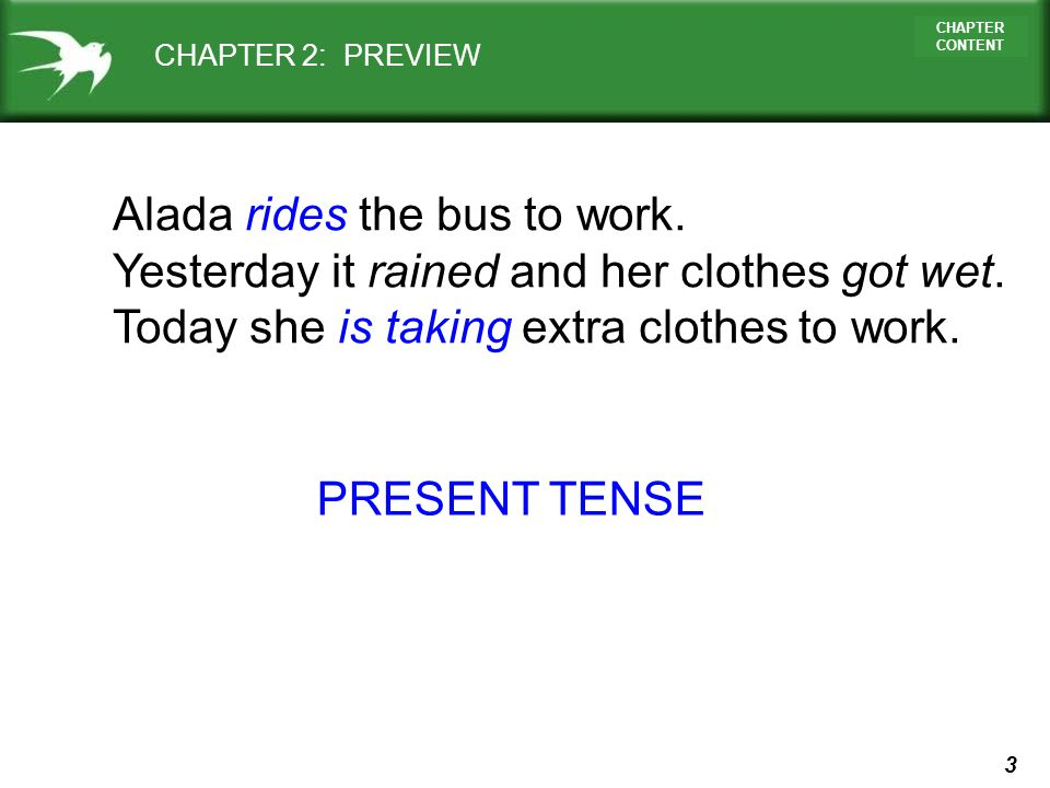 Alada rides the bus to work.