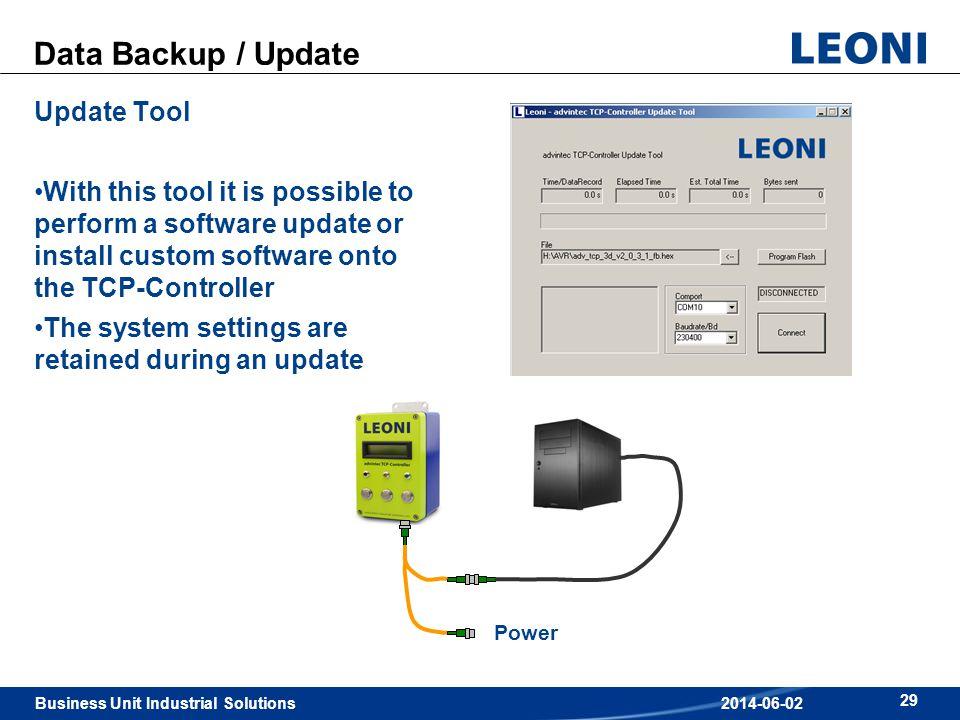 Data Backup / Update Update Tool