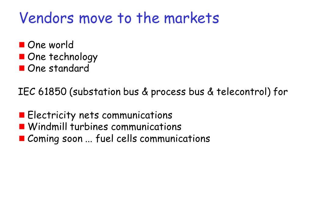 Vendors move to the markets