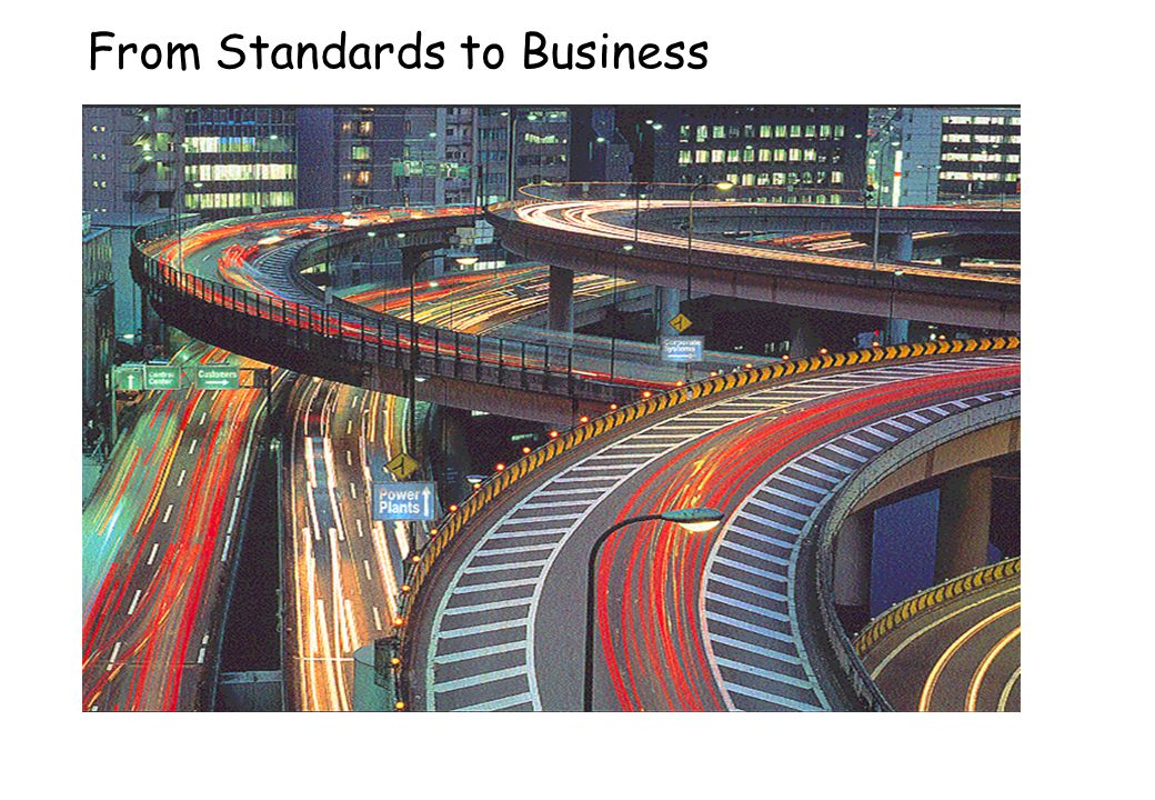 From Standards to Business