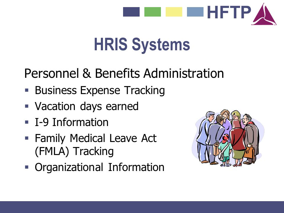 HRIS Systems Personnel & Benefits Administration