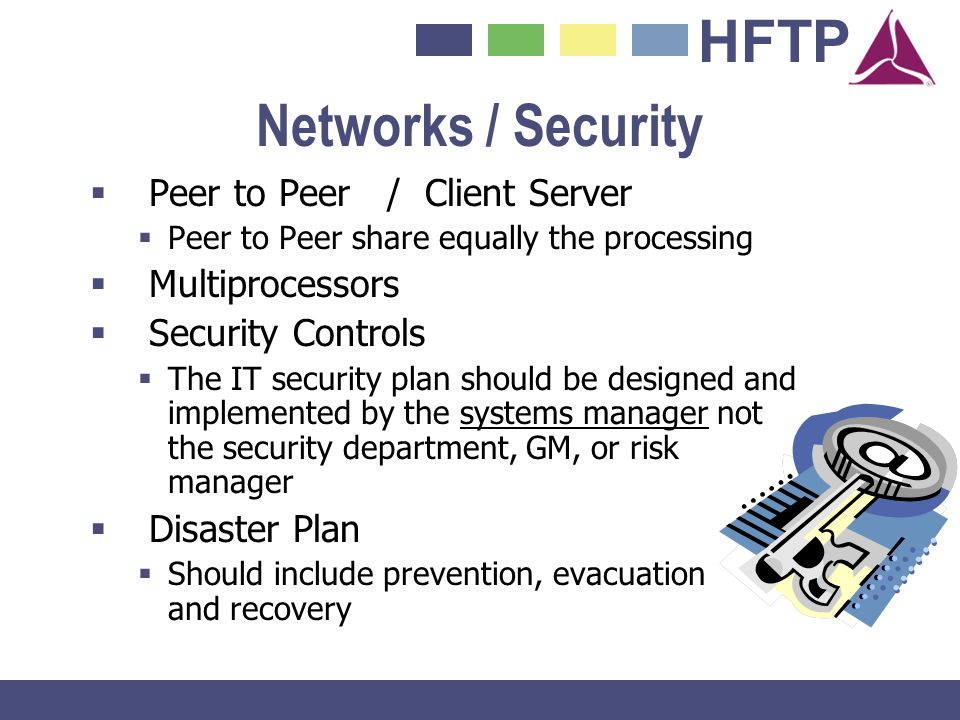 Networks / Security Peer to Peer / Client Server Multiprocessors