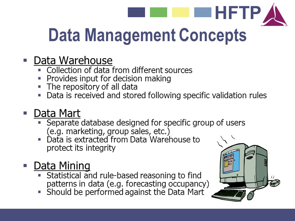 Data Management Concepts