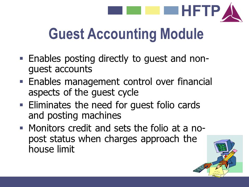 Guest Accounting Module