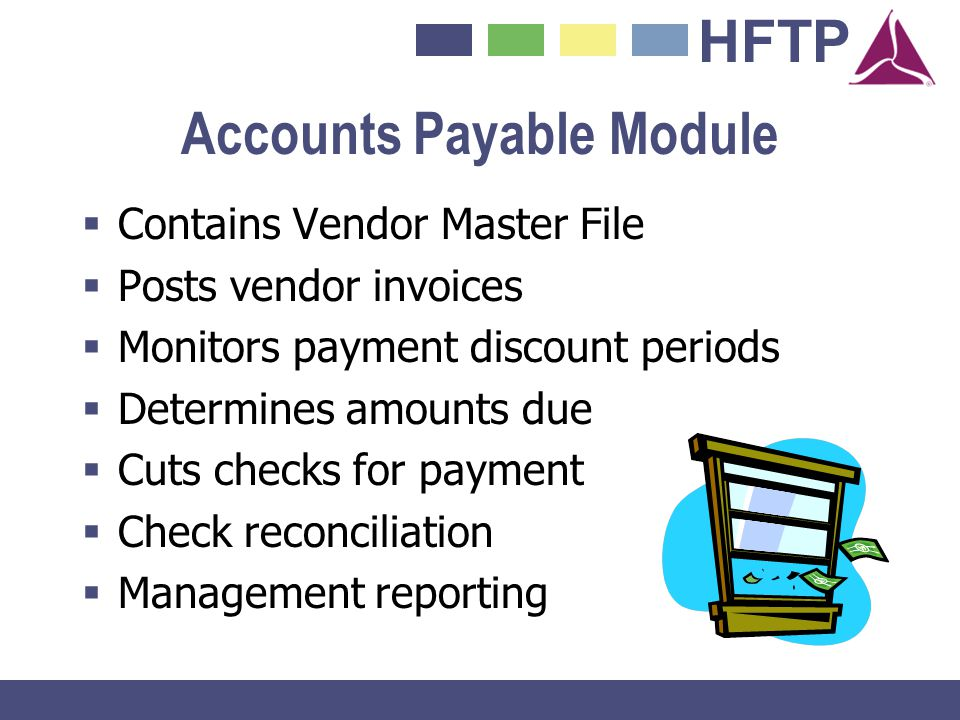 Accounts Payable Module