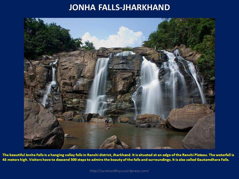 JONHA FALLS-JHARKHAND