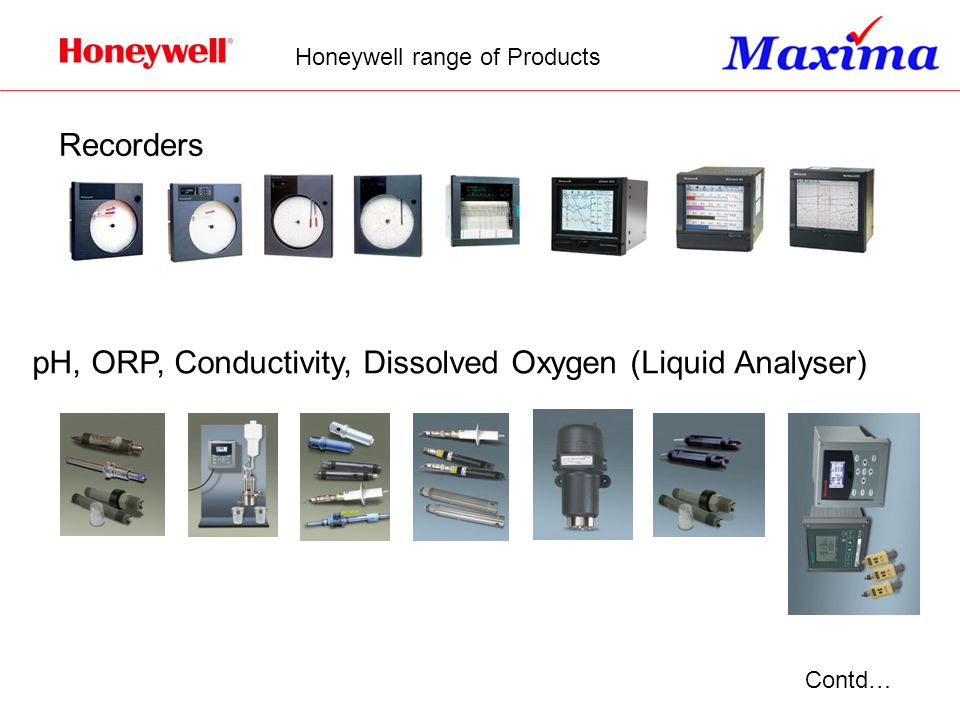pH, ORP, Conductivity, Dissolved Oxygen (Liquid Analyser)