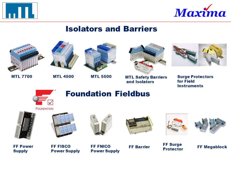 Isolators and Barriers