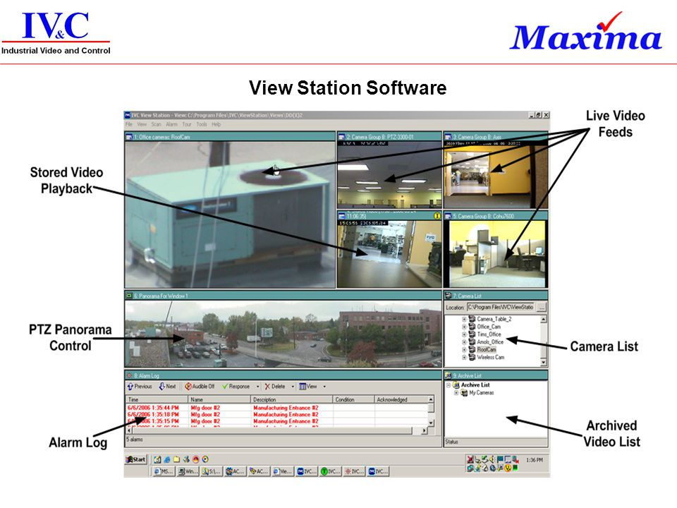 View Station Software