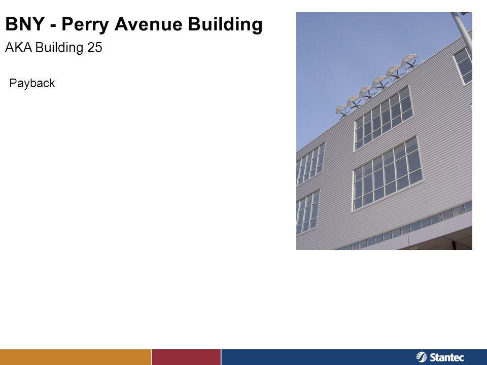 BNY - Perry Avenue Building