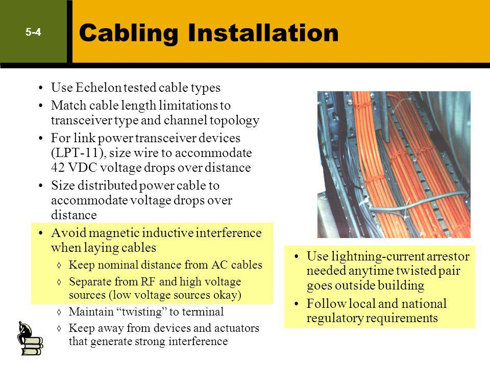 Cabling Installation LM Exam