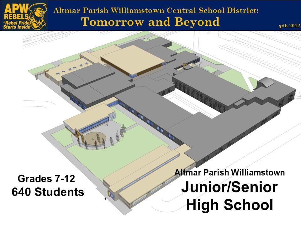 Altmar Parish Williamstown Junior/Senior High School