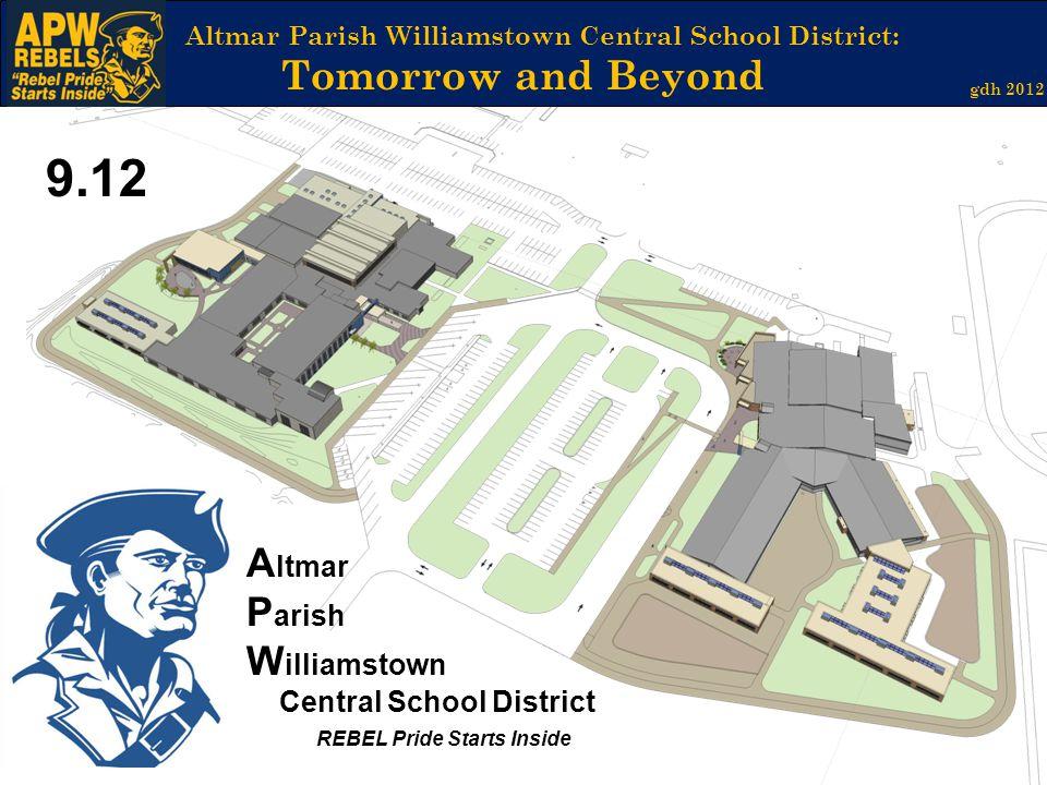 9.12 Altmar Parish Williamstown Central School District