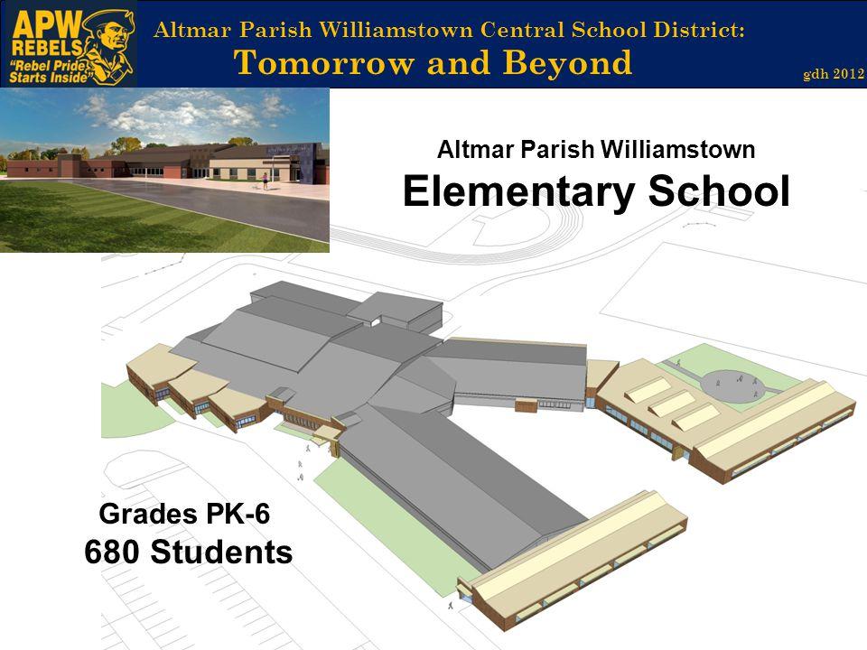 Altmar Parish Williamstown Elementary School