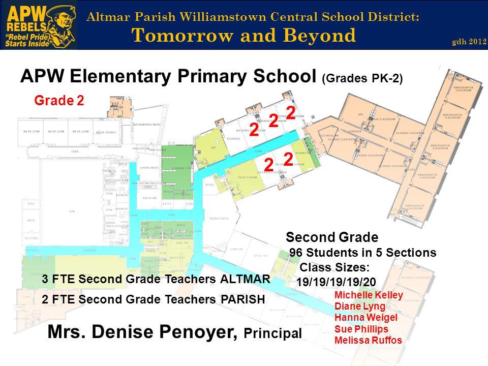 APW Elementary Primary School (Grades PK-2)