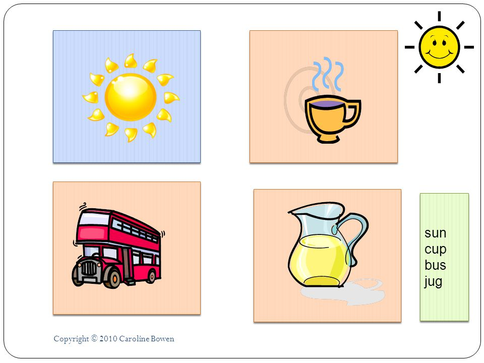 sun cup bus jug Copyright © 2010 Caroline Bowen