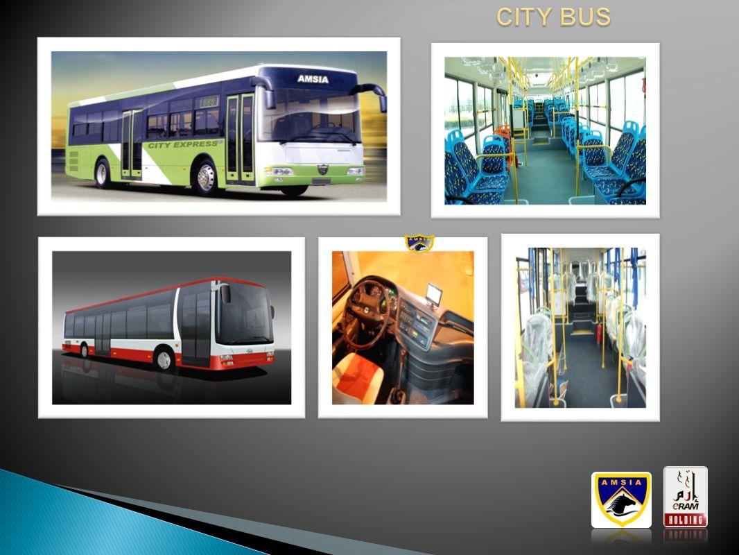CITY BUS CNG/DIESEL
