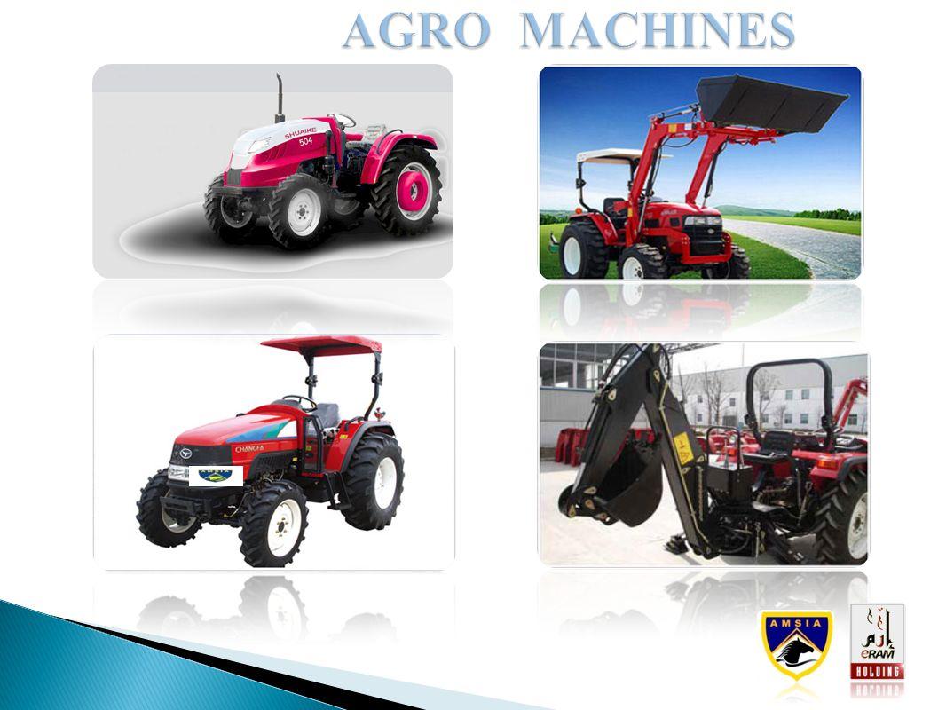 AGRO MACHINES