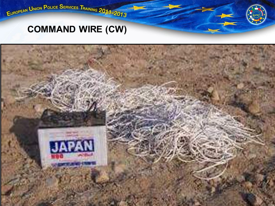 COMMAND WIRE (CW)