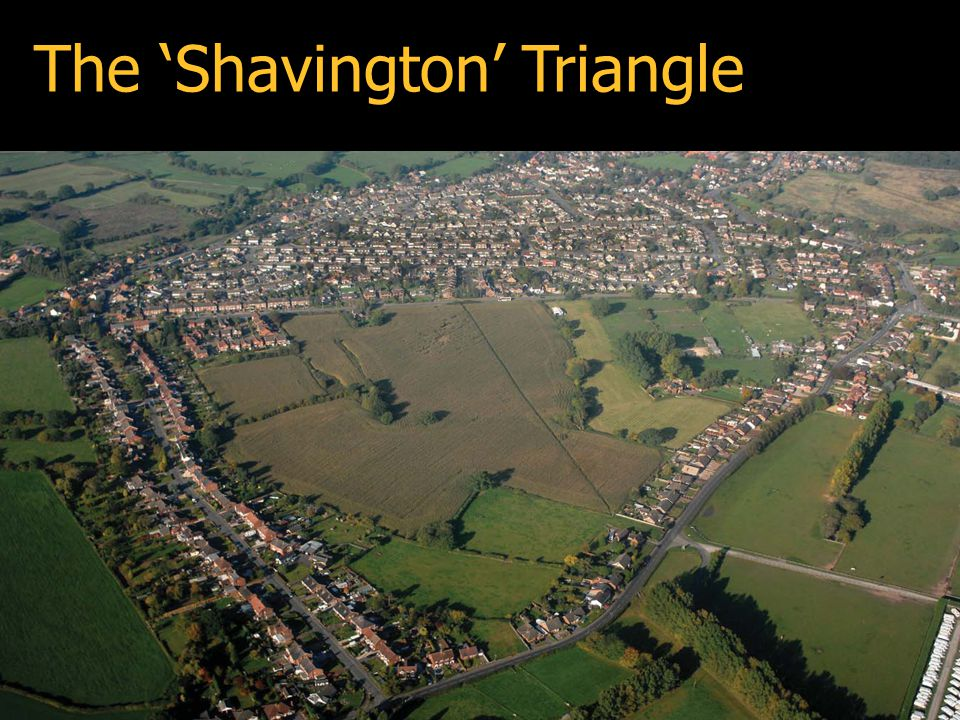The 'Shavington' Triangle