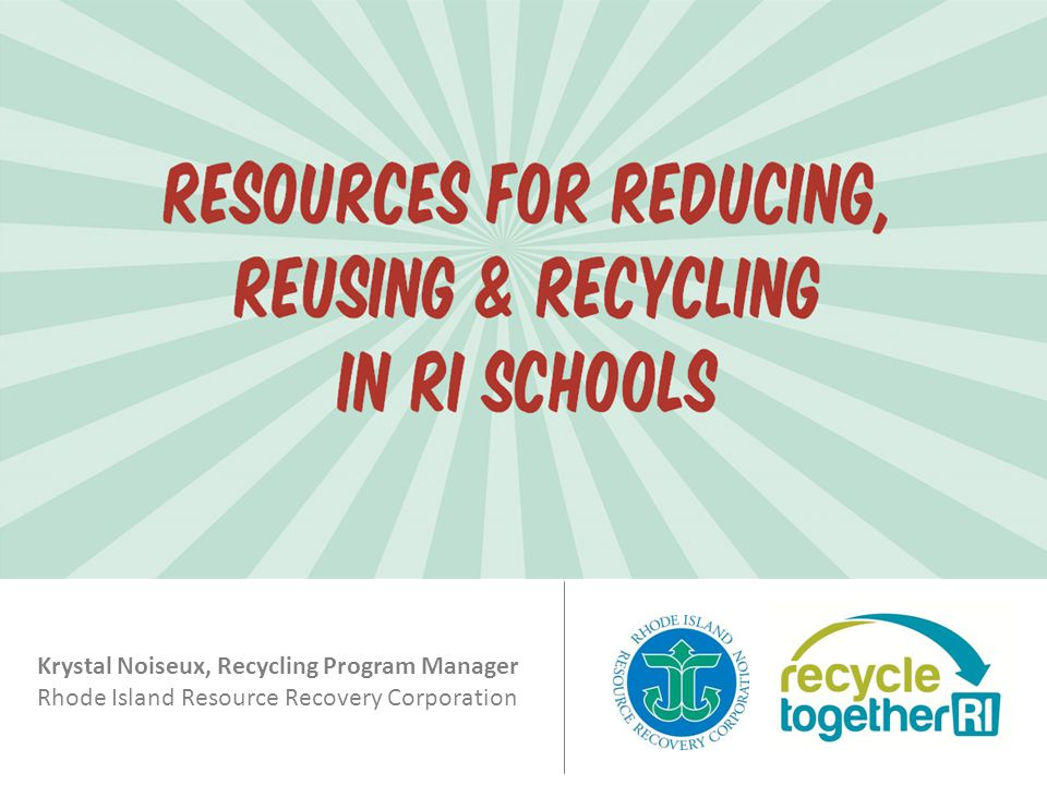 Krystal Noiseux, Recycling Program Manager