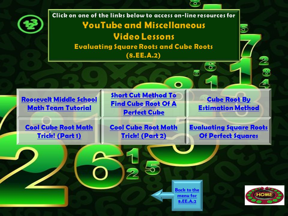 YouTube and Miscellaneous Video Lessons