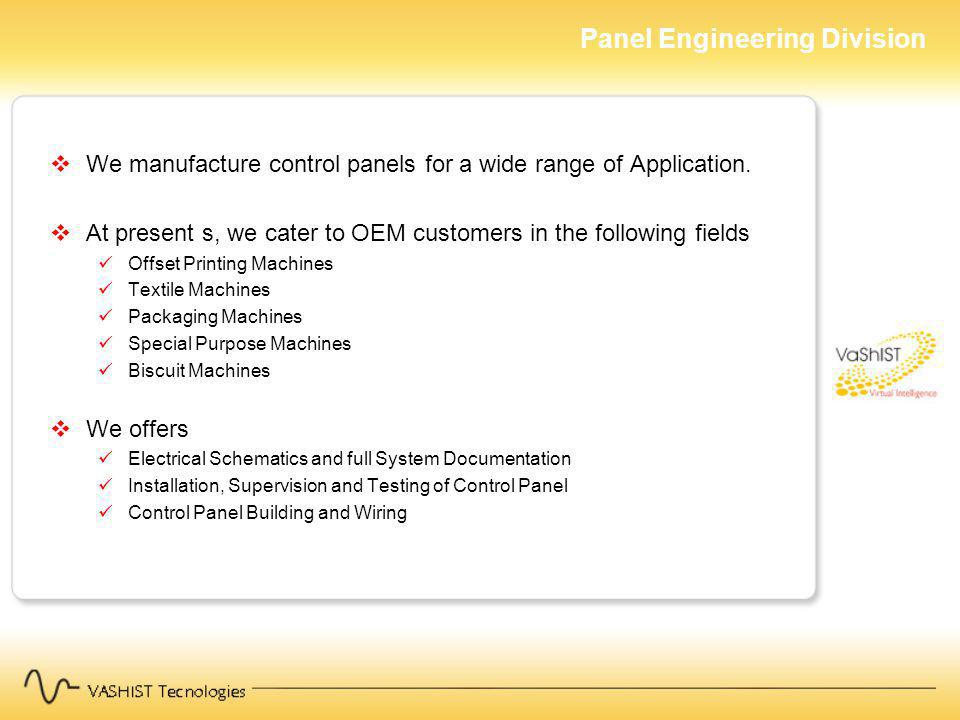 Panel Engineering Division