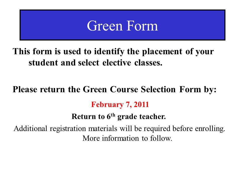 Return to 6th grade teacher.