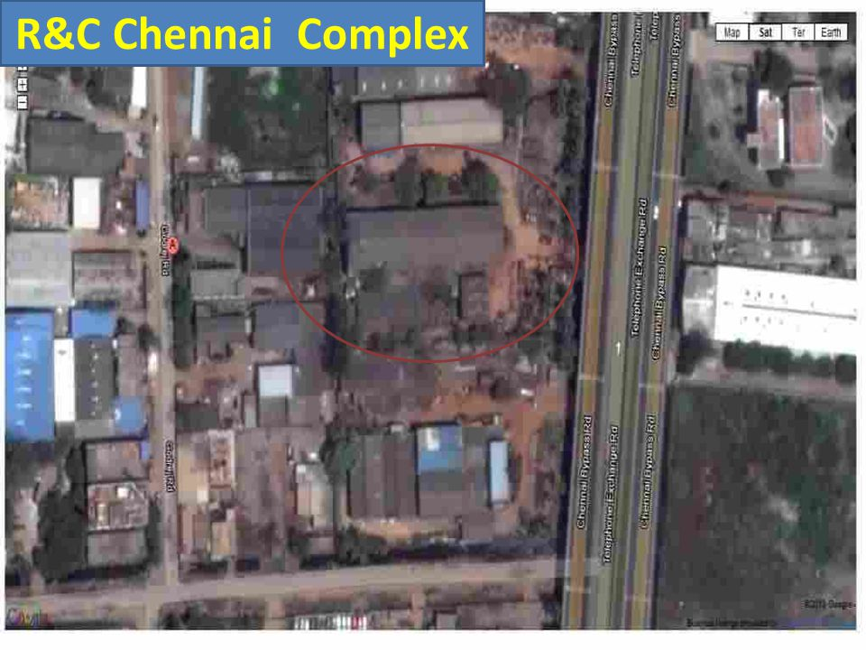 R&C Chennai Complex