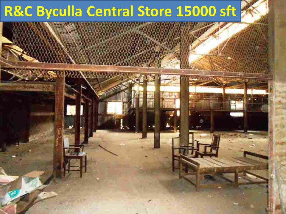 R&C Byculla Central Store 15000 sft
