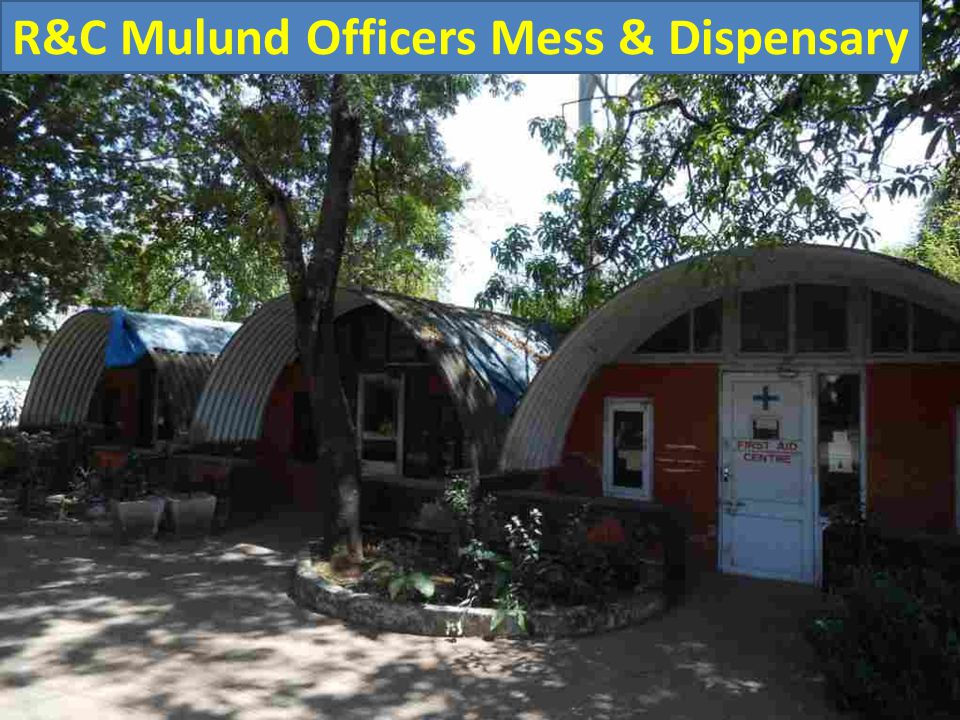 R&C Mulund Officers Mess & Dispensary