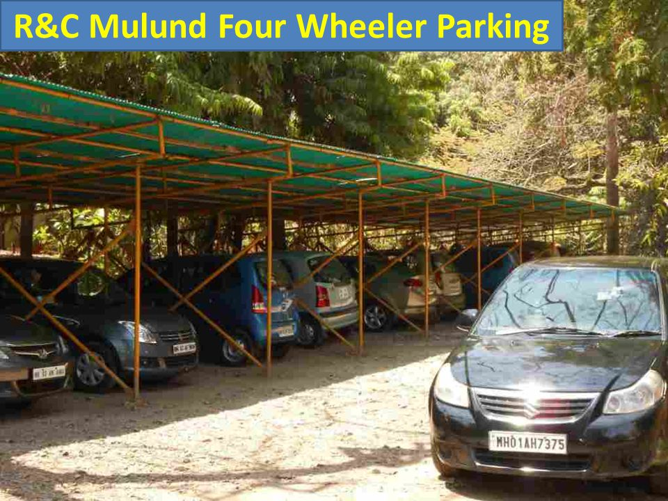 R&C Mulund Four Wheeler Parking