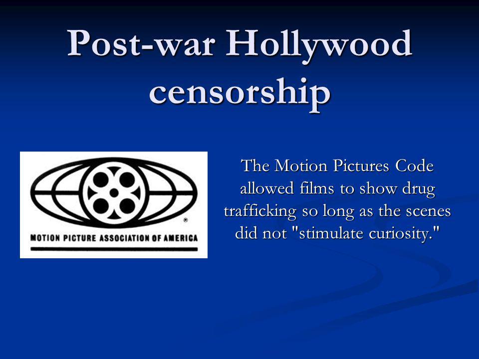 Post-war Hollywood censorship