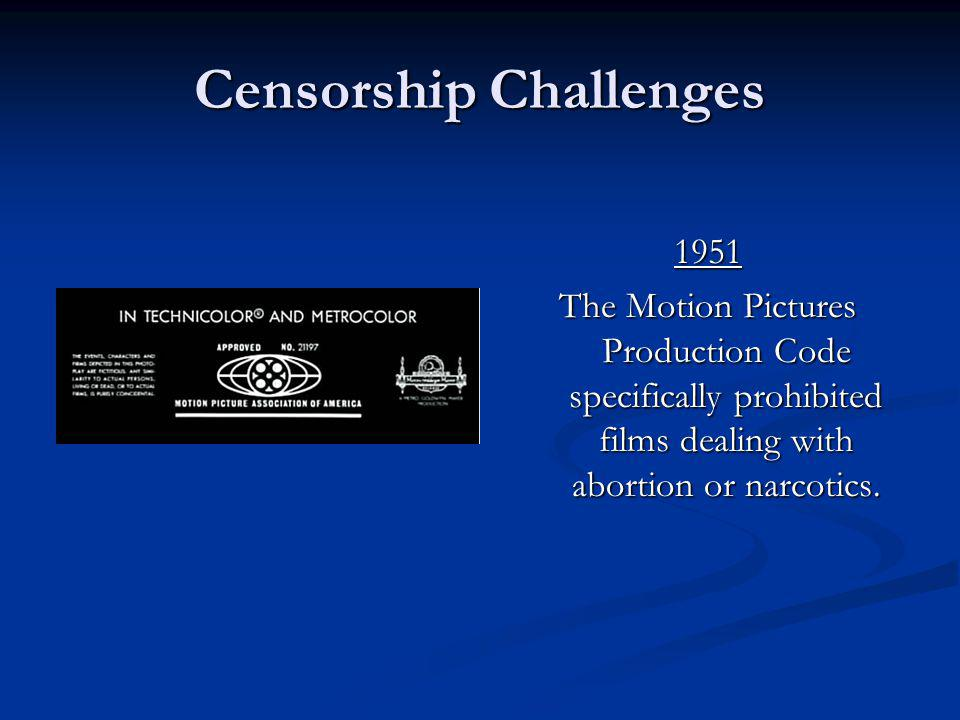 Censorship Challenges